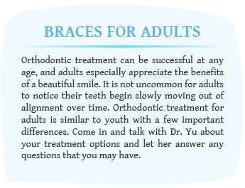Made You Smile Edmonton Orthodontist for Adults