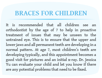 Made You Smile Edmonton Orthodontist for Children