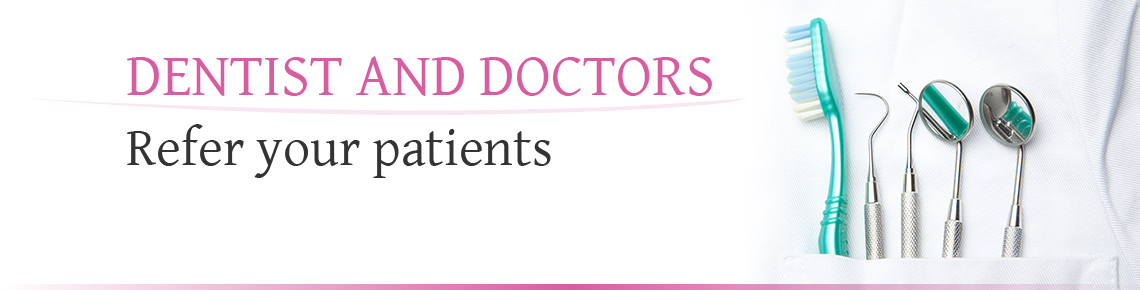 Dentist and DoctorReferral